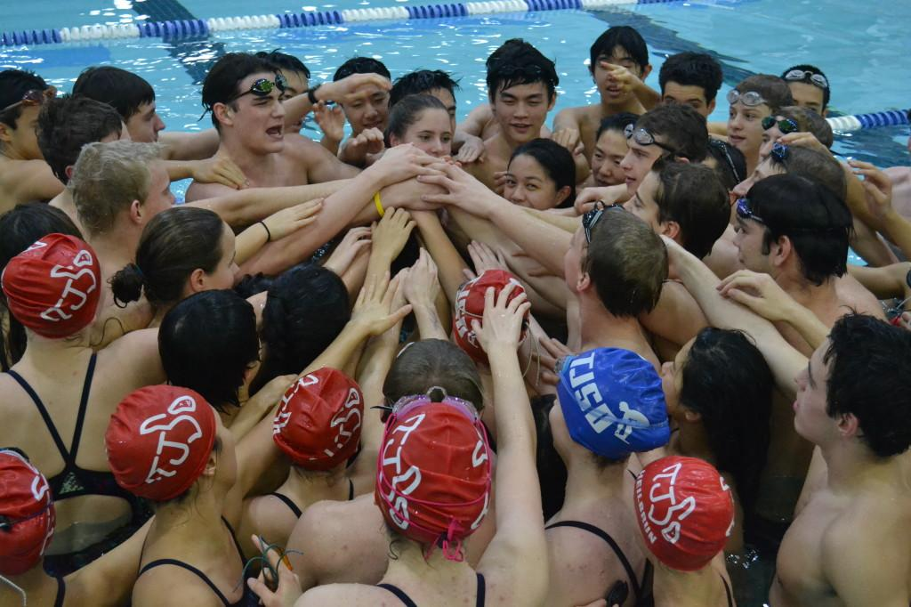 Tjtoday Swim And Dive Ends Regular Season With Mclean Meet