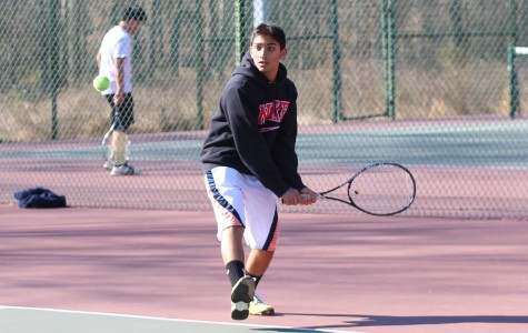 Boys' tennis strives to remain undefeated