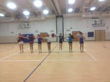 Dance Team begins to work on football season routines