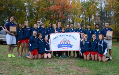 Cross country sweeps conference championships