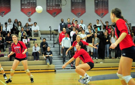 Volleyball ends season at Regional semifinals