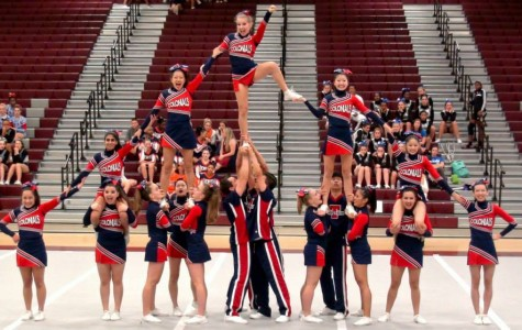 Fall Sports Review: Cheerleading