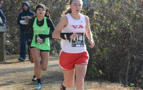 Stumvoll races at competitive Foot Locker South Regional meet