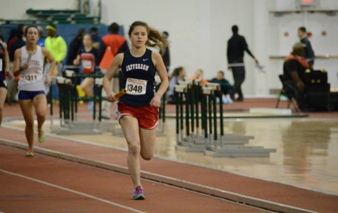 Indoor track team races at Atlantic Coast Invitational and prepares for Districts