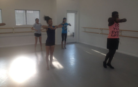 TJ Dance Team starts practice for upcoming year