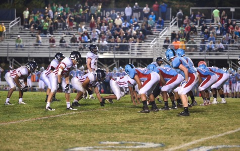 Jefferson faces defeat in Homecoming game against Marshall