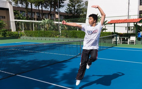 Martial artist profile: Li dedicates time to perfecting the art of Wushu