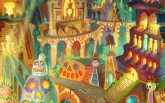 """Book of Life"" brings Halloween early this year"