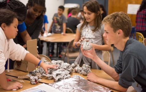 KAST emphasizes STEM education for younger students