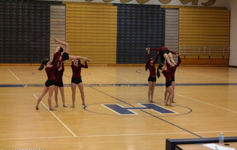 Dance Team excels at first competition