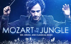 """Amazon Studios delivers promising web series """"Mozart in the Jungle"""""""
