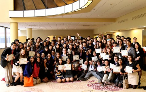 Jefferson Model United Nations wins first place at premiere conference