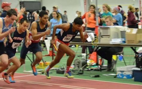 Indoor Track excels at VHSL Capitol Conference Championships