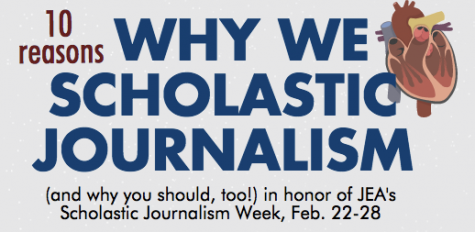 10 Reasons Why We Heart Scholastic Journalism
