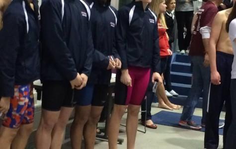 Swim team excels in post-season meets