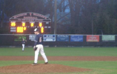 Junior varsity baseball faces defeat against Madison Warhawks