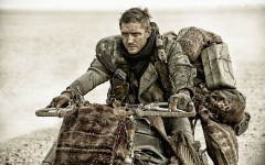 """Miller sets milestone in action films with """"Mad Max: Fury Road"""""""