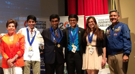 Inventor Profile: Suri Labs showcases their innovation at various competitions