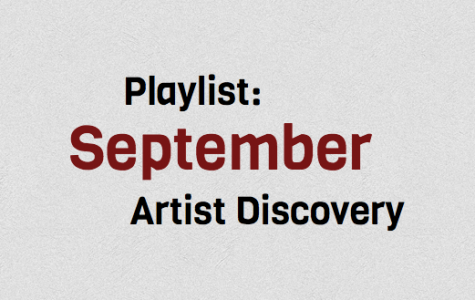 The Beat Blog: September Artist Discovery