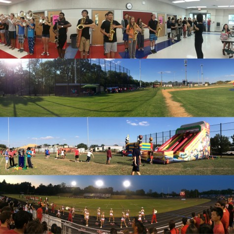Jefferson hosts annual back to school bash and home football game