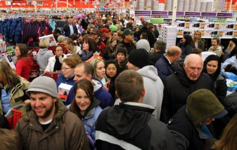 Black Friday – then and now