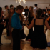 Students enjoy the music and decorations at the Viennese Ball.