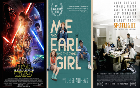 Top 15 of 2015: Movies