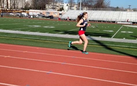 Winter Track Athlete Profile: Nora Thompson