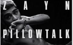"Zayn Malik's ""Pillowtalk"" climbs to the top of the charts"