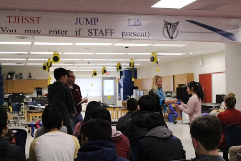 Results of Jefferson's science fair announced