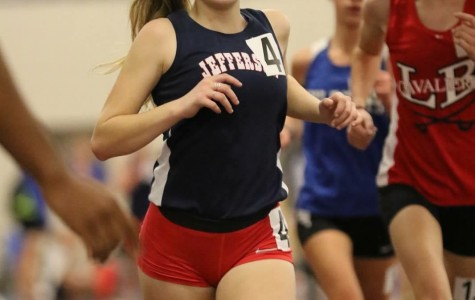 Spring Track Athlete Profile: Nora Thompson