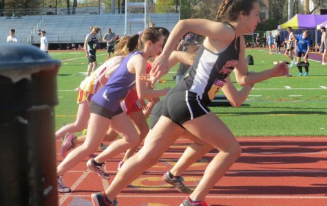 Track & Field athletes break records at the Lake Braddock Hall of Fame meet