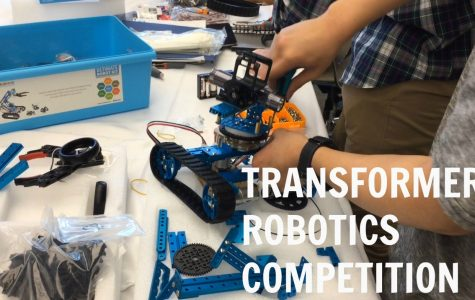 Transformers Robotics Competition