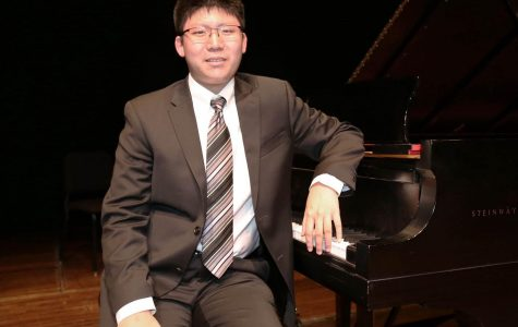 Musician Profile: Eric Lin's viewpoint as a pianist and his upcoming performances