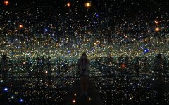 Now on Display: Infinity Mirrored Room at the Broad