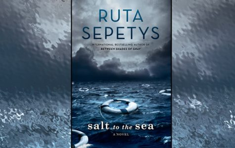 "To Read or Not to Read: ""Salt to the Sea"" by Ruta Sepetys"