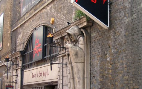 When in London: The London Dungeon