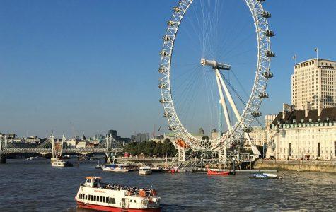 When in London: London Eye