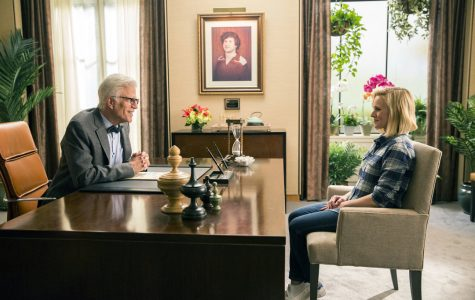 """""""The Good Place"""" leaves good impressions"""
