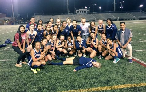 Varsity field hockey eliminated in Conference playoff opener