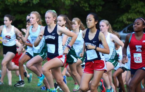 Cross country team competes at Conference Coaches' Invitational