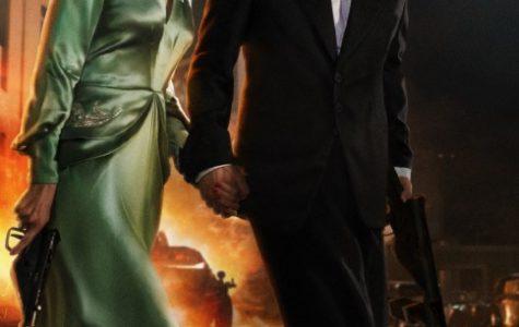 """""""Allied"""": A WWII Spy Thriller"""