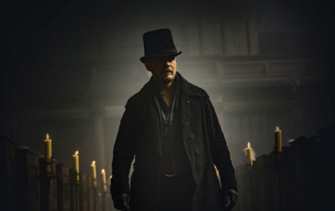 """FX's dark British series """"Taboo"""" intrigues and surprises"""