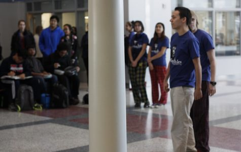 "Jefferson Drama holds week long flash mobs to promote ""Les Misérables"""