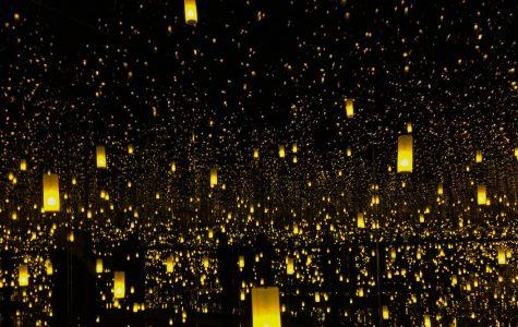 "The Hirshhorn hosts ""Yayoi Kusama: Infinity Mirrors"""