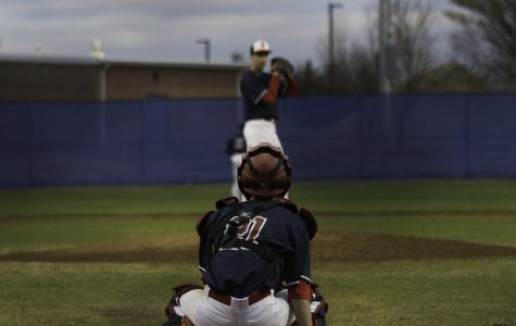 JV baseball team loses to Marshall on Apr. 7