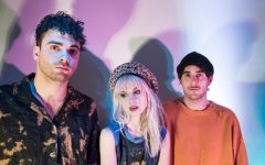 Paramore embraces 80s influences and resurgence in spotlight