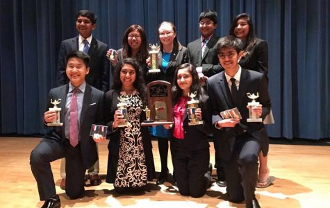 Debate team competitors win numerous first place awards for Jefferson