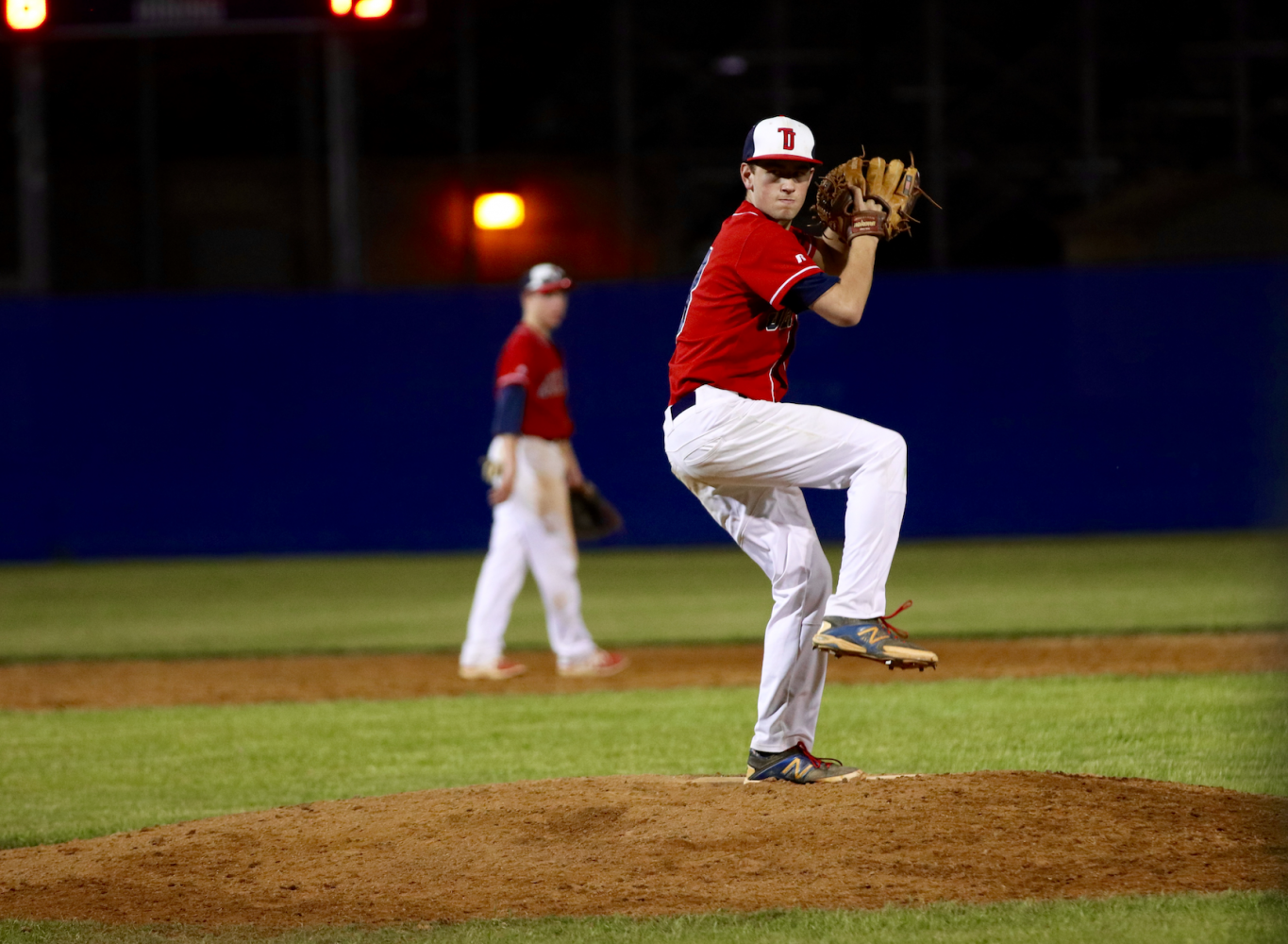 Relief pitcher Todd Hartman ends the game with a strong performance of 0 runs allowed for 2 innings. With strong efforts and determination by the players, Jefferson managed to defeat Falls Church 13-6.
