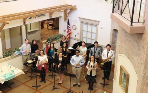 Happy for HappyNotes: Girl Scout Gold Award Project spreads music to retirement homes across the region